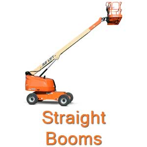 Straight Booms