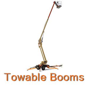 Towable Booms
